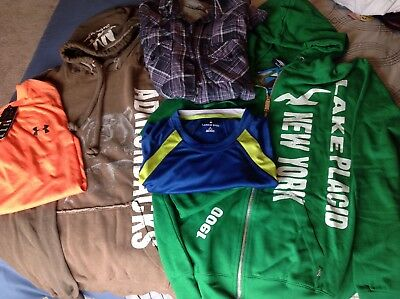 Lot Of Men's Brand New size medium clothing.