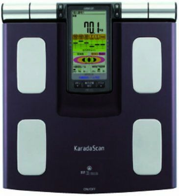 Omron body weight, body composition meter body scan HBF-373