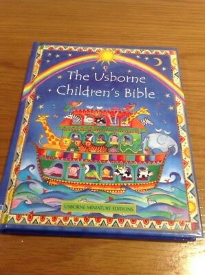 Usborn Childrens Bible