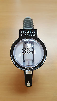 Gaskell &Chambers 35ml optic new