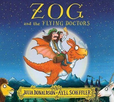 Zog and the Flying Doctors by Julia Donaldson (Paperback, 2017)
