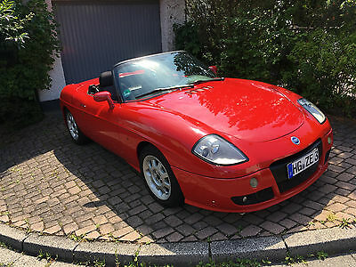 Fiat Barchetta Cabriolet/Roadster 1.8 131 PS 55.000 km Bj. 2005 Top Zustand