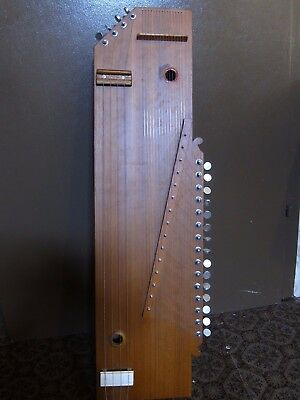 Tanpura Swarmandal drone instrument. Handmade in India.