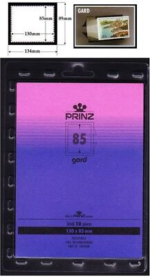PRINZ Mounts GARD [Back opening] Clear Cut-To-Size 130 x 85 d