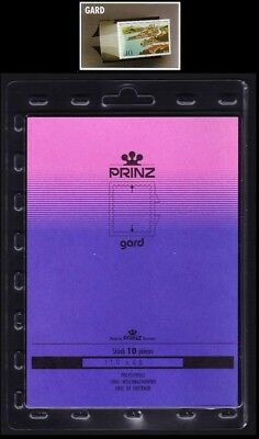 PRINZ Mounts GARD [Back opening] Black Cut-To-Size 116 x 49