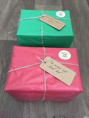 ULTIMATE Harry Potter Bath Bomb Gift Set PERSONALISED Gift Wrapped Christmas