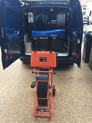 Mercedes Citan, RIONED Aqua Drain JETTER - NOT TO BE MISSED!