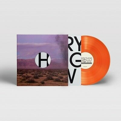 """Arcade Fire Everything Now New Limited 12"""" Orange Vinyl Single In Stock"""