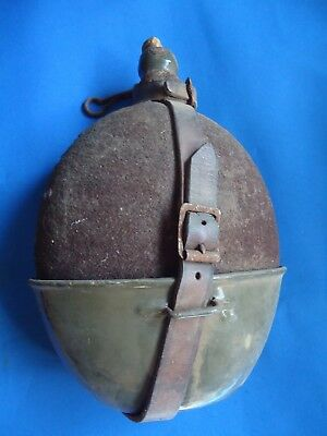 Portugal Portuguese Wwi War Army Military Canteen Look Photos
