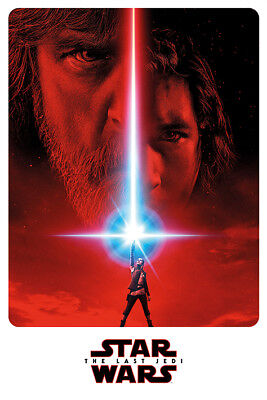 Star Wars The Last Jedi Movie Teaser  91.5X61Cm Maxi Poster New Official Merch