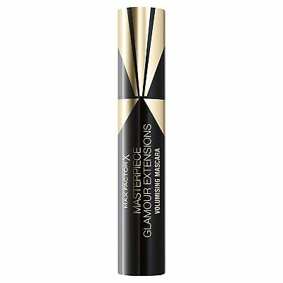 Max Factor Masterpiece Glamour Extensions Mascara, Black / Brown Not Sealed