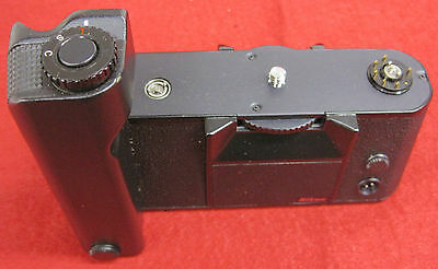 Nikon MD-4 Motor Drive W/Manual (Extremely Nice Shape)