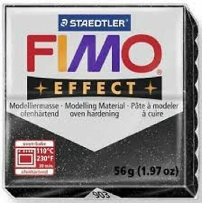 Fimo Effect Polymer Clay  - Stardust No 903