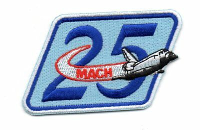NASA Space Shuttle Patch STS International Space Station Columbia Challenger