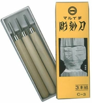 Carving Tool Set 3pc