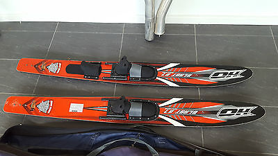 Ho Blast 67 Super V Bottom Skis