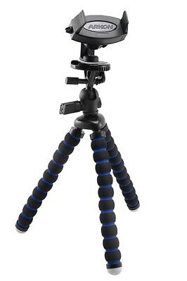 Arkon Universal Smartphone Holder and Flexible 11-Inch Tripod
