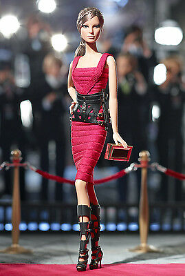 2013 Gorgeous **herve Leger By Max Azria**  Barbie- New In Box