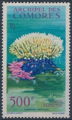 Comoroes stamp Coral MNH 1962 Mi 42 WS245569