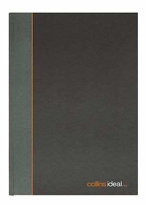 Collins A5 Legacy 2017-2018 Week to View Soft Touch Student Diary - Blue