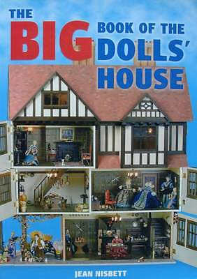 LIVRE/BOOK : MAISON DE POUPÉES (big book dollhouse)