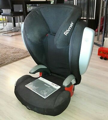 britax r mer kidfix autokindersitz mit isofix rot. Black Bedroom Furniture Sets. Home Design Ideas