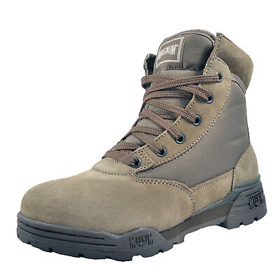 Magnum Classic Mid Men's Walking Urban Work Boots Mud