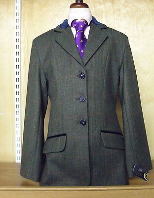 Tagg Maids Rider Angus Moss Tweed Show Jacket
