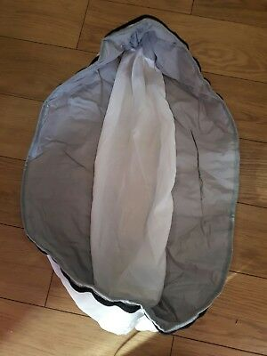 oyster 2 carrycot liner brand new