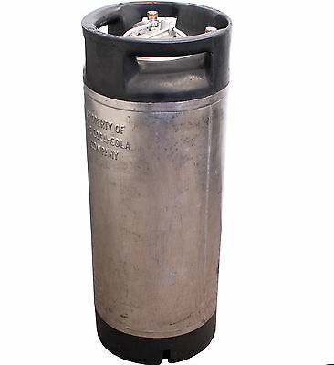 19Litre Pin Lock Home Brew Post Mix Coca Cola Beer Keg Kegs Disconnects