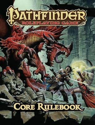 Pathfinder Roleplaying Game Core Rulebook Hard Cover