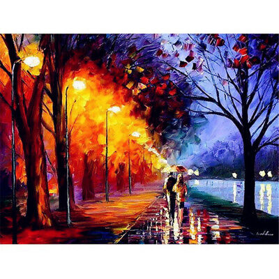 Street Art Paint By Numbers Digital Oil Painting Picture On Canvas No framed