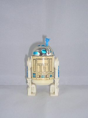 Star Wars-Kenner- R2 D2 With Periscope -100% Original-100% Completed-Vintage '80