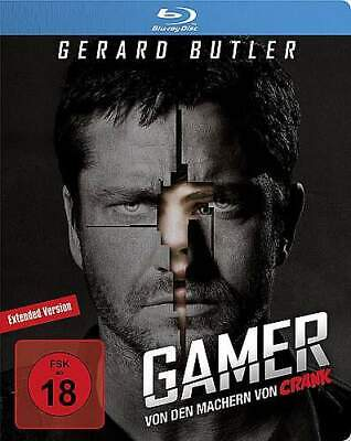 Gamer - Extended Version - Limited Edition - Blu-ray - NEU