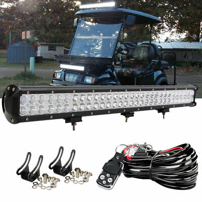 32 Roof Mount Led Light Bar Wiring For 2011 Club Car