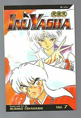 InuYasha Vol. 7 by Rumiko Takahashi ISBN  1-59116-114-2 PAPERBACK 2003 190 pages