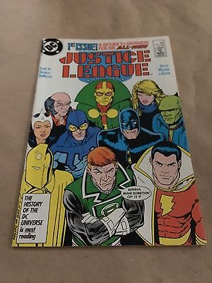 Justice League #1 (May 1987, DC)