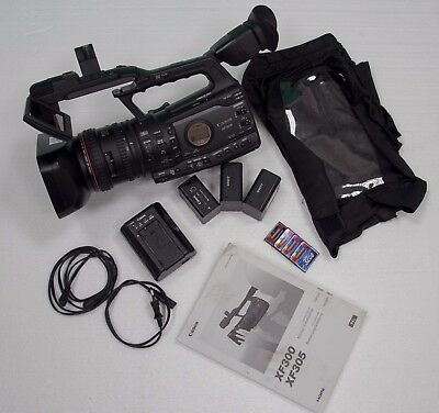 Canon XF 305 FULL-HD Camcorder
