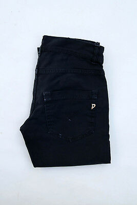 Dondup Pants Girl's Kid's Dark Blue Slim Fit Stretch Trousers Italy 12 years