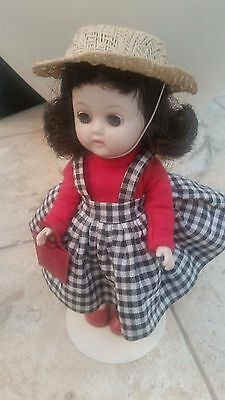 COSMOPOLITAN Ginger Doll from the 1950's Tagged Outfit Beautiful SLW NICE!!!!