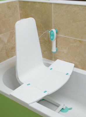 Splash Ultra Light Lightweight Portable Bath Lift Bathing Aid Seat Assistant
