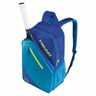 Head Core Tennis Racket Backpack Blue/Yellow