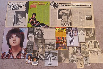 Eric Faulkner (Bay City Rollers) Magazine Clippings