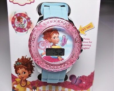 New JoJo Siwa Nickelodeon Flashing strap Lights Watch LCD