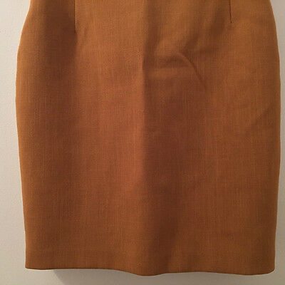 Retro Pencil Skirt Coco France Size 38 Small Fall Women's Vintage Clothing