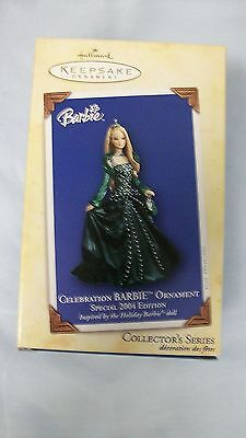 Barbie ~ Keepsake Hallmark Ornament ~ Special 2004 Edition