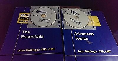 Bollinger on Bollinger Bands, Essentials + Advanced, 2 DVD Set