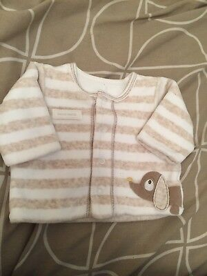 Mothercare Unisex Bnwot Jacket Coat Jumper Tiny Baby
