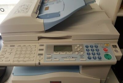 Aficio MP 201 SPF Fax Printer Scanner Copier