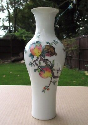 Fine QUALITY CHINESE REPUBLIC porcelain VASE with MARK